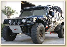 Predator Inc. - Custom Hummer H1 and H2 Innovation