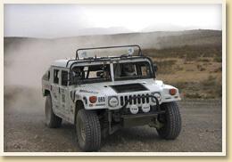 Predator Hummer Racing Innovation