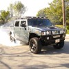 H2 Hummer with Duramax Diesel Engine